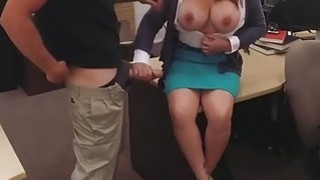Big titted wife pawns twat_to bail out her_husband from jail image
