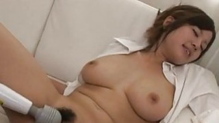 Amateur SARA devours cock in sloppy ways image