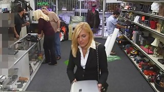 Super Sexy_MILF Gets Banged In The Pawnshop image