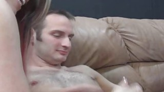 Image: Big Tit Cutie Courtney Cummz Hand Job!