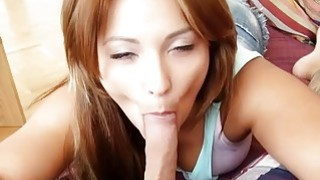 Naughty GF tries out_anal sex with nasty dude on tape image