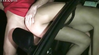 Beautiful pornstar Kitty Jane PUBLIC sex orgy gang bang street orgy with several random strangers image