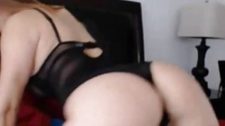 Busty milf Shows Off On Cam image