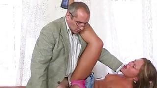 Old teacher is pleasant pleasant babes_twat image