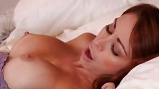 Image: Capri Anderson intimate lesbian sex with busty mature milf