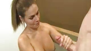 Teen Babes Cute Face Creamed_By Huge Buckets image