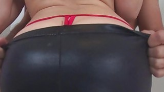 Mia Malkova is one sexy babe with a sweet pair of tits image