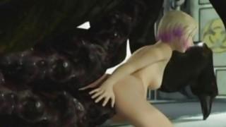 3D_Alien_Monsters_Destroy_Girls! image
