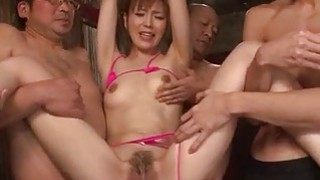 Toy porn experience for obedient Japanese_Saori image