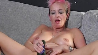 OldNanny Mature is playing with sexy lesbian girl image