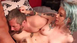 Jeze Belle fucks_a BBC in front of her cuckold image
