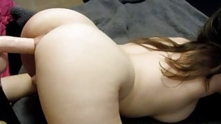 Fucked From Behind_By SexToy image