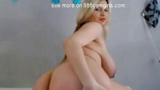 Sexy Busty Blonde  Free Big Boobs_Porn image