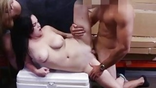 Military blowjob These buxom stunners_had some serious prick sucking image