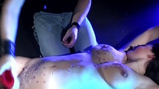 PUNISHED TEEN GETS TIED UP AND FUCKED image