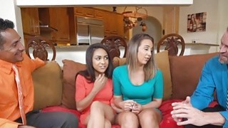 Layla and Nicole wants their first sexual intercouse was in a descent guy image