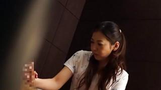 Japanese hotel massage gone wrong Subtitles image