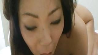 Yoriko Akiyoshi Busty JAV Momma Screwing A Young image