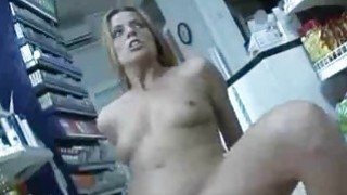 Linda  Euro Milf Fucked Inside The_Store image