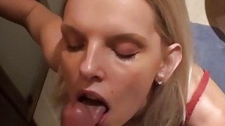Sexy blondie tries anal sex at_drunk party xxx image