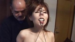 Subtitles CMNF Japanese BDSM_nose hooks and more image