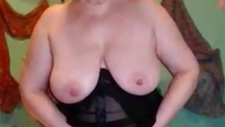 amateur mature masturbates image