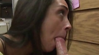 Lilly Hall sucking horny cock for cash image