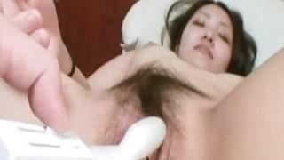 Maya Yasuhara JAV Teen Creampied By Old Man image