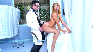 son foorce her mom to fuck Mp4 clips: Cherie deville convinced_her doctor to fuck her milf crack image