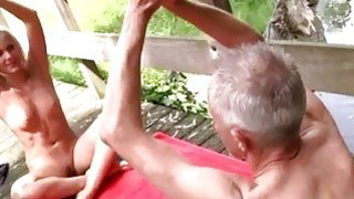 Old granny big tits lesbian His_recent interest is yoga because that image