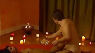 Pussy Massage For Brunette Lady image