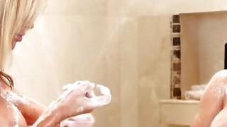 Keisha Grey And_Tasha Reign love to pleasure each other in the bathroom image