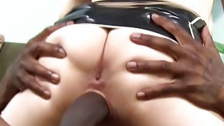 Image: Cuckold Slut Larkin Love Gets Black Dick
