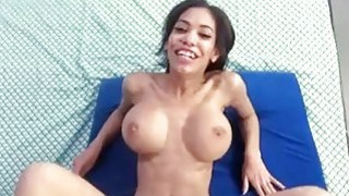 Porno dancing on cock like a Champion image