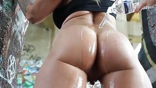 Image: PHILAVISE Public Fucking with big tit milf