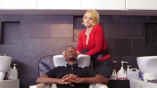 Image: Double penetration_for blonde chick interracial