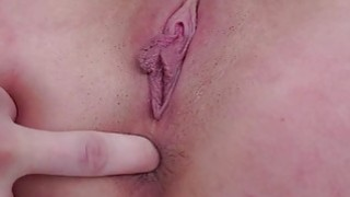 Ashley Adams first anal creampie image