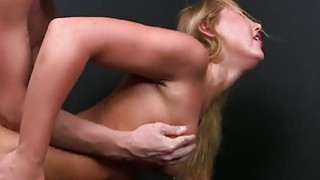 Sexy Lapdance Carter Cruise gets dirty image