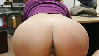Jessi wild office sex with a pawn man image