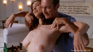 Image: Mimi Rogers lubed and naked_Full Body Massage