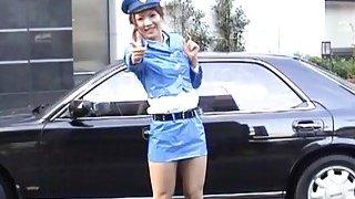 Subtitles Japanese public nudity miniskirt police image