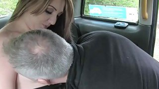 Amateur woman_gets fucked in doggystyle by fake driver image