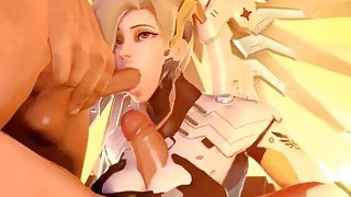 2017 NEW OVERWATCH FUCKING COMPILATION PART1 image
