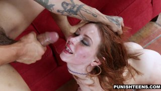 Alexa Nova gets an extreme punishment for being a naughty slut image
