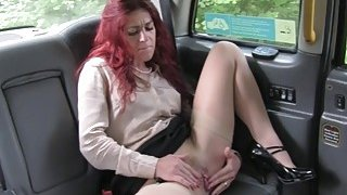 babe big buut anal Online videos ◦ Redhead babe gets her anal drilled hard by nasty driver image
