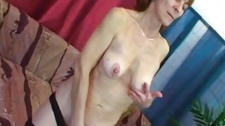 Horny granny Ivette is all ready to get fucked hard image