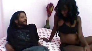 Image: Ebony pregnant_girl fucking friend