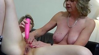 OldNannY_Horny_Sexy_Grandma_Lesbian_Compilation image
