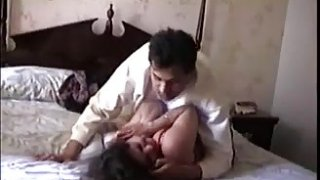 Horny Pakistani couple have hot fuck fest in hotel room image