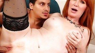 Image: Older woman_Freya Fantasia seduces boy